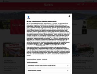 top-fm.de screenshot