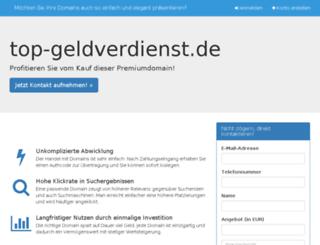top-geldverdienst.de screenshot