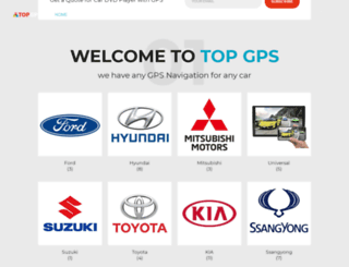 top-gps.net screenshot