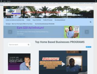 top-home-based-businesses.com screenshot