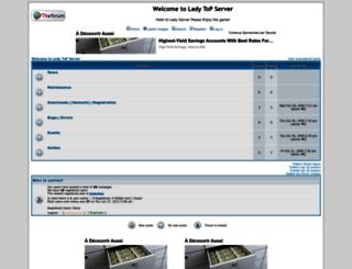 top-lady.4umer.com screenshot