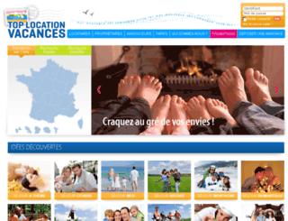 top-location-vacances.com screenshot