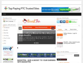 top-paying-ptc-trusted-sites.blogspot.com screenshot