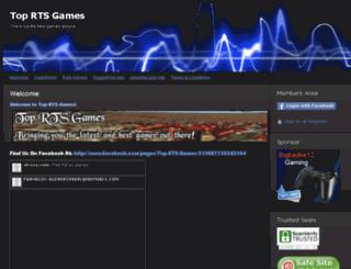 top-rts-games.webs.com screenshot