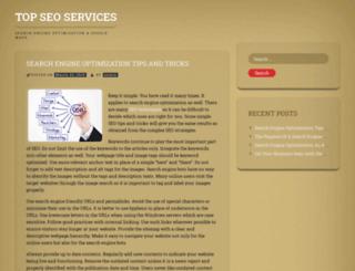 top-seo-services.com screenshot