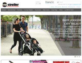 top-stroller.com screenshot