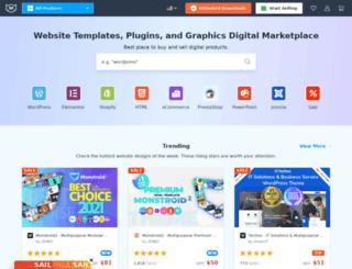 top-web-templates.com screenshot