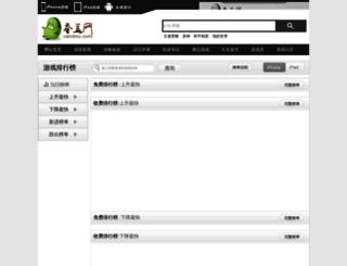 top.candou.com screenshot