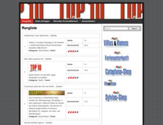 top10-holiday.com screenshot