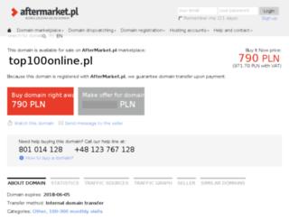 top100online.pl screenshot
