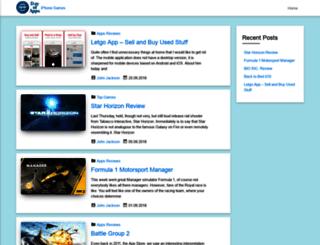 top10inthecity.com screenshot
