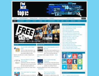 top10tag.com screenshot