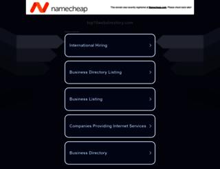 top10webdirectory.com screenshot