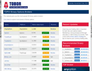 top50binaryoptions.com screenshot