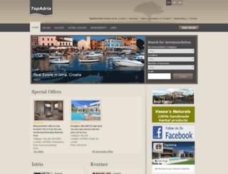 topadria.com screenshot