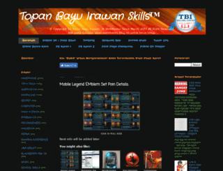 topanbayuirawan.blogspot.com screenshot