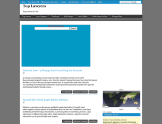 topandbestlawyers.blogspot.com screenshot
