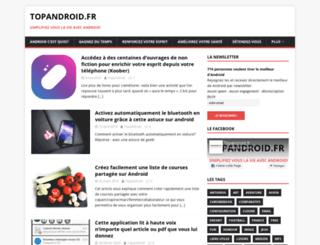 topandroid.fr screenshot