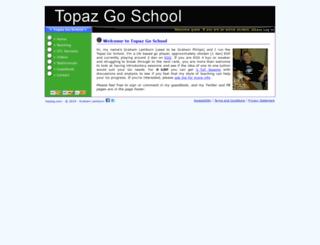 topazg.com screenshot