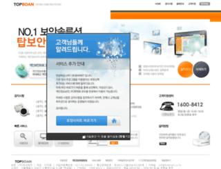 topboan.co.kr screenshot