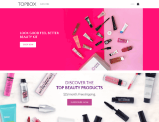 topbox.ca screenshot