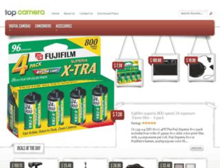 topcamera.org screenshot