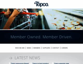 topco.com screenshot