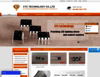 topctc.com screenshot