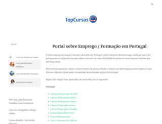 topcursos.org screenshot