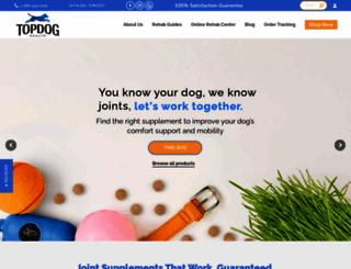 topdoghealth.com screenshot