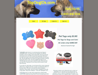 topdogids.com screenshot