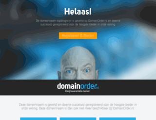 topdrogist.nl screenshot