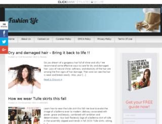topfashionlife.com screenshot
