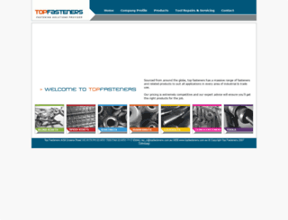 topfasteners.com.au screenshot