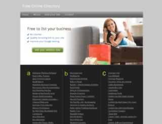 topfiveguide.com.au screenshot