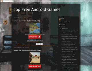 topfreeandroidgames.blogspot.com screenshot