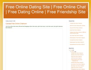 topfreeonlinedatingsite.blogspot.com screenshot