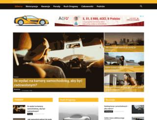 topgear.com.pl screenshot