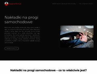 topgearlive.pl screenshot