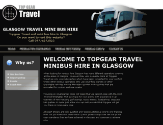 topgeartravel.com screenshot