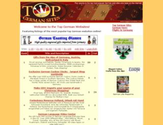 topgermansites.com screenshot