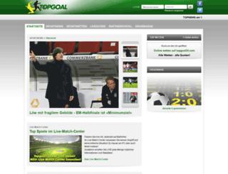 topgoal24.com screenshot