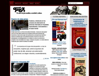 topia.com.ar screenshot