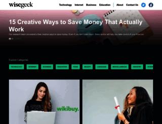 topics.wisegeek.org screenshot