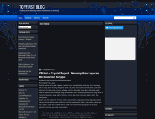 topikfirst.blogspot.com screenshot