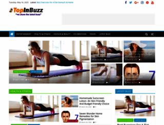 topinbuzz.com screenshot