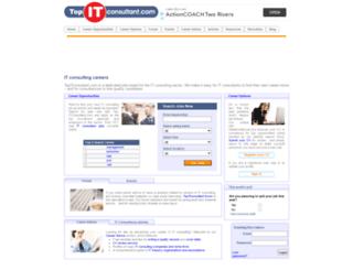 topitconsultant.com screenshot