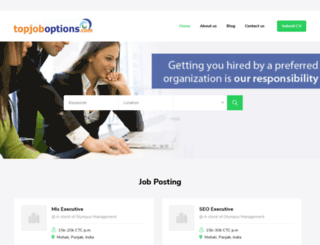 topjoboptions.com screenshot