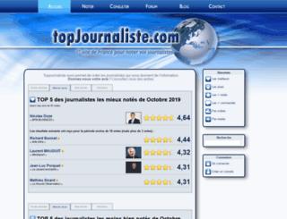topjournaliste.com screenshot