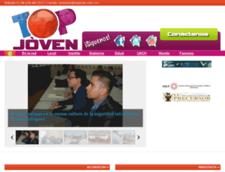 topjoven.com.mx screenshot